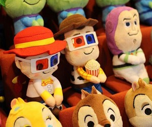 disney, kawaii, and toy story image