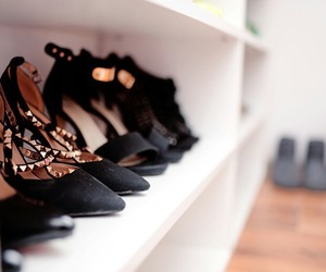 fashion, shoes, and girly image
