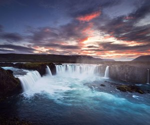 iceland, inspiration, and sky image
