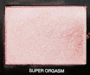 orgasm, pink, and makeup image