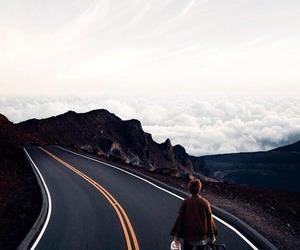 horizon, sky, and travel image
