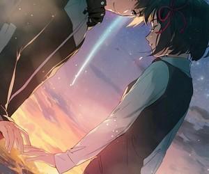 adorable, anime, and couples image