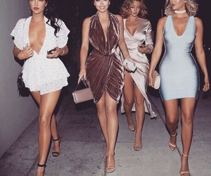 fashion, dress, and girls image