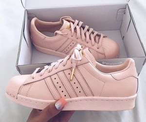 aesthetic, pink, and shoes image