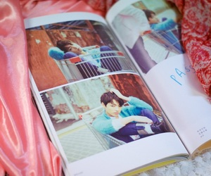 book, korean, and kpop image