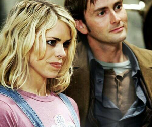 bbc, doctor who, and billie piper image