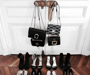 bag, fashion, and beauty image