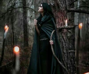 witch and fantasy image