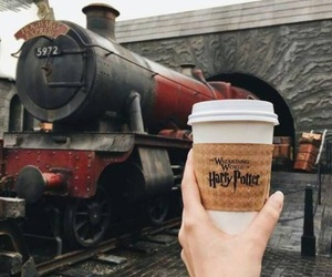 coffee, harry, and harrypotter image