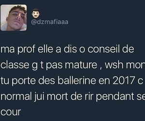 drole, vérité, and humour image