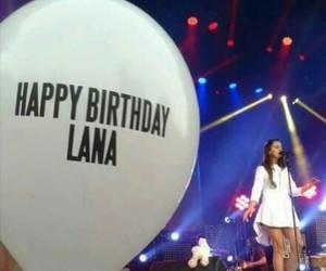 birthday, happy+, and lana image