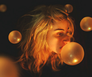 grunge, indie, and lights image