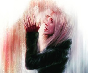 doctor who, rose tyler, and art image