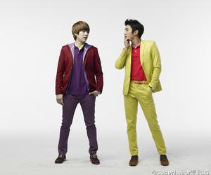 kpop, kyuhyun, and siwon image