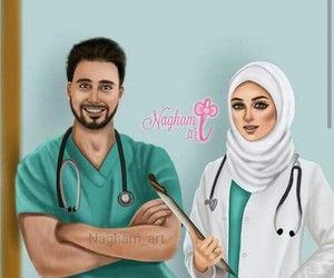 dr and love image