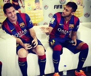 neymar, messi, and neymar jr image