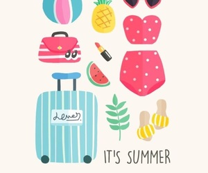 summer, wallpaper, and cute image