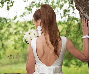 bride, dresses, and photography image