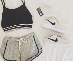 Calvin Klein, sporty, and casual image
