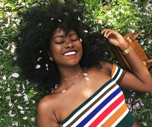 beauty, melanin, and natural image