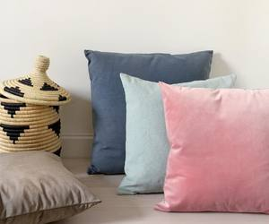 home decor, linen, and pillows image
