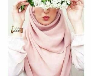 eve, hijab, and love image