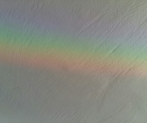 colourful, rainbows, and whitewall image