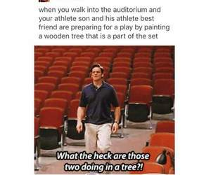 funny, high school musical, and meme image