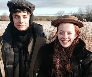 gilbert blythe and anne with an e image