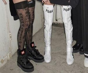 grunge, alternative, and puma image