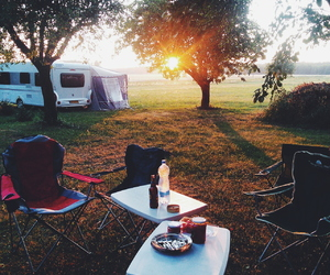 adventure, camping, and outdoors image