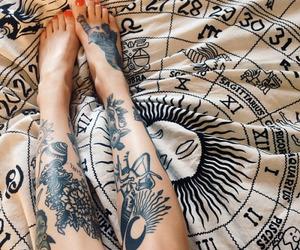 tattoo, girl, and alternative image