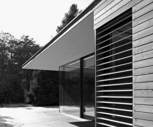 architecture, interior, and black image