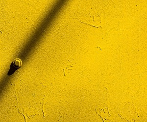 abstract photography and yellow image