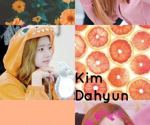 JYP, korean girl, and orange image