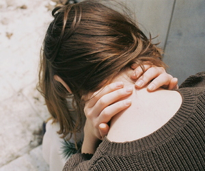 hair, indie, and photography image