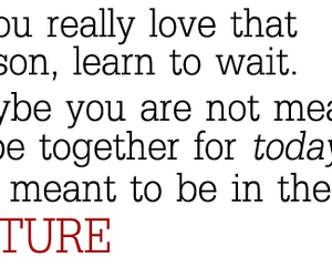 love, quote, and future image