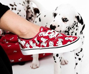 dalmatians, disney, and dogs image