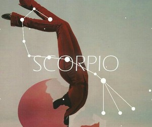 wallpaper, scorpio, and sign image