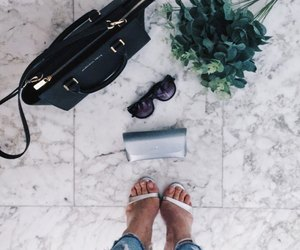fashion, girly, and purse image
