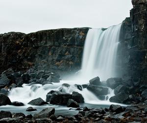 awesome, iceland, and Island image