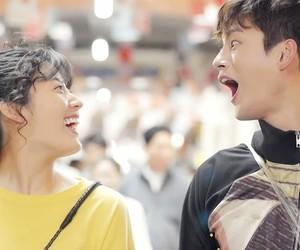 couple, drama, and Korean Drama image
