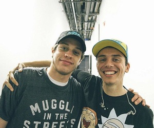 best friends, logic, and boys image