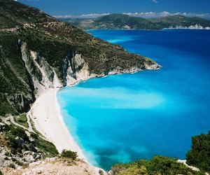 Greece, sea, and beach image