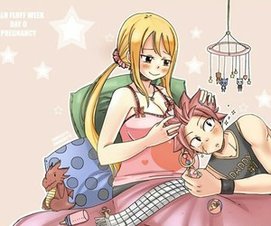 Lucy, fairy tail, and dragon slayer image