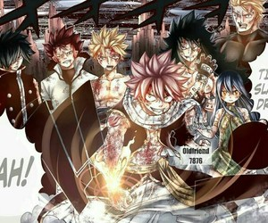 anime, sting, and fairy tail image