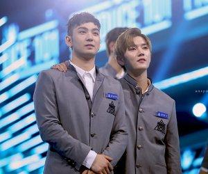 Jonghyun, choi minki, and baekho image
