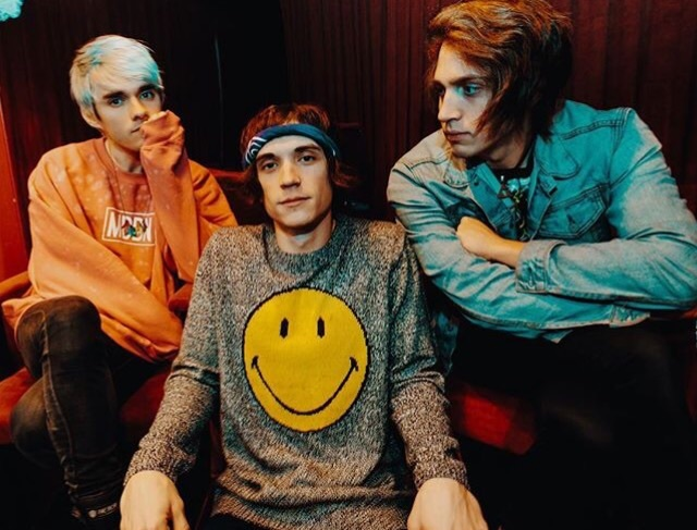 band, bands, and awsten knight image