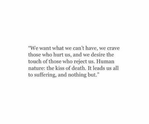 deep, hurt, and quote image