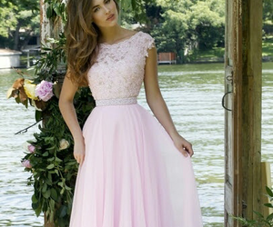sherri hill 50041 and prom dress image